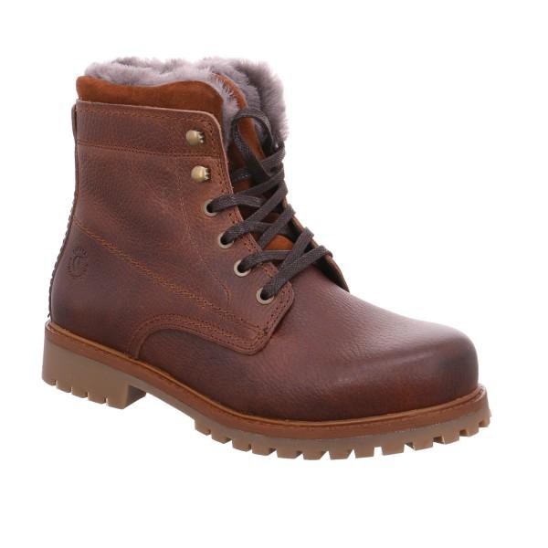 buy online 4d993 67822 SOMMERKIND Winter-Boots Braun Leder