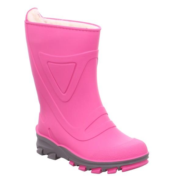 san francisco 1acca 29458 BECK Damen- + Kinder-Gummistiefel Pink Lederimitat