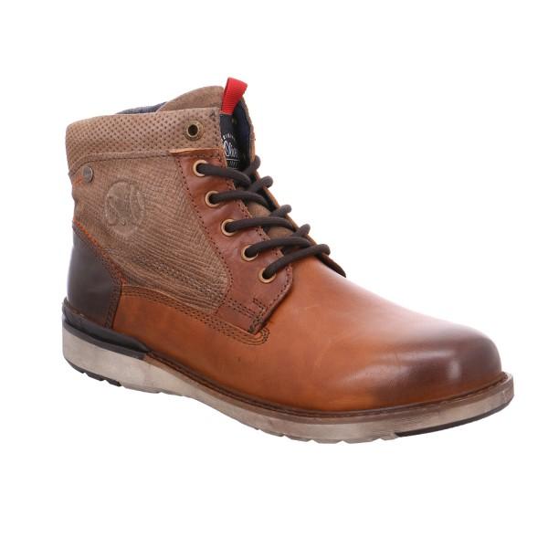 reputable site 6be7c 4fc10 S.OLIVER Boots Cognac Leder