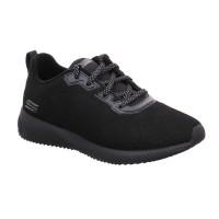 fdc65771411bb3 Bild 1 - SKECHERS Sneaker Schwarz Lederimitat