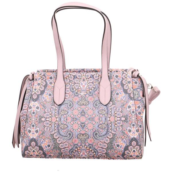 44397080f4d72 Bild 1 - TOM TAILOR Handtasche Rosa Lederimitat
